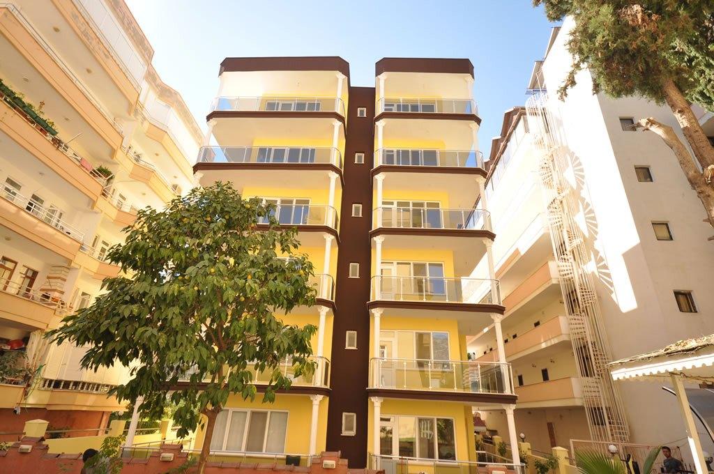 Купить квартиру в центре алании турция недорого