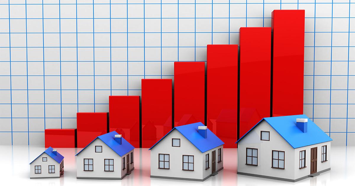 Цены на недвижимость картинка